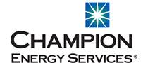 champion energy service